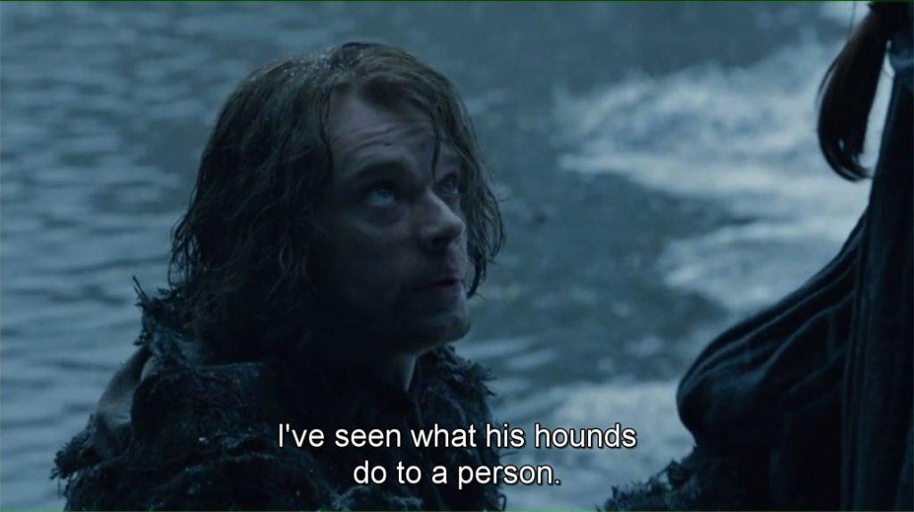 Game of Thrones Season 6 Episode 1