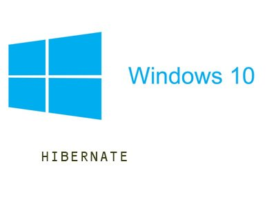 It is easy to set how and when a computer hibernates on other previous OS by Microsoft but it is hard to set how to hibernate on Windows 10.