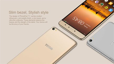PhonePad 7E - List of tecno tablets and prices