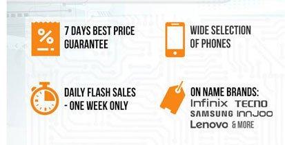 Jumia mobile week