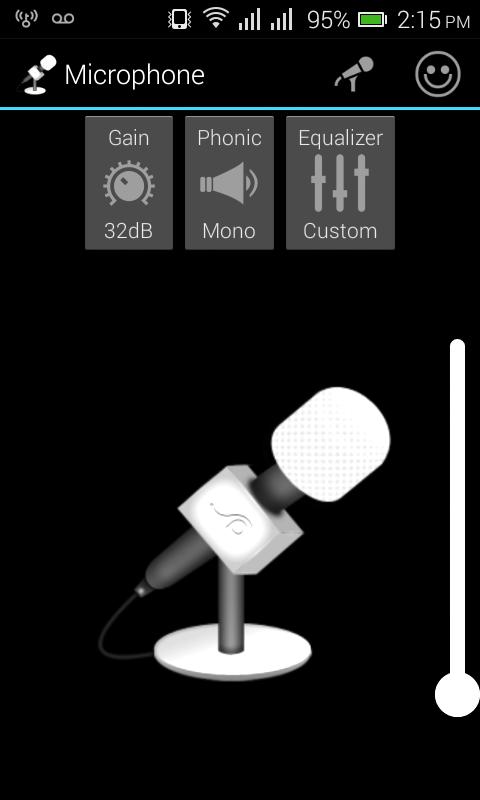 Microphone by Wondergrace