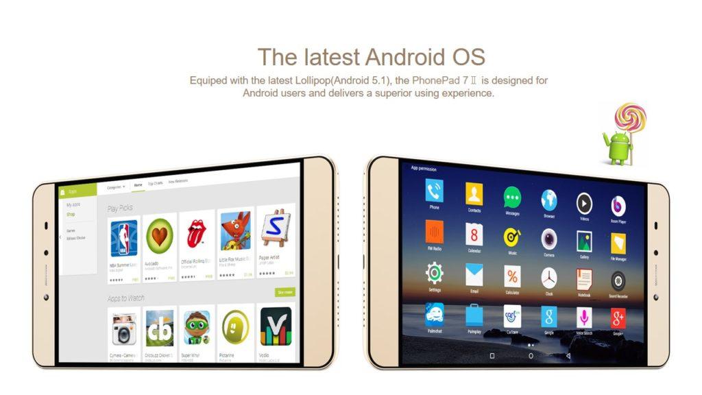 Tecno PhonePad 7E