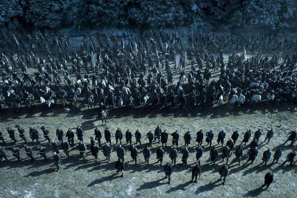 Battle of the Barstards