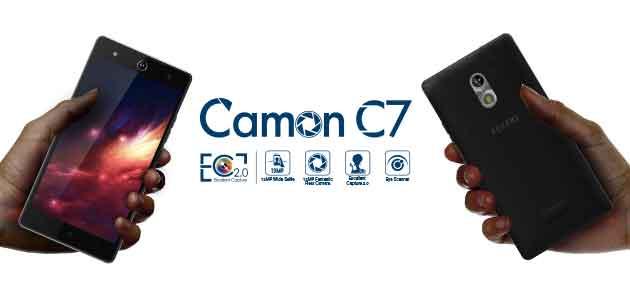 Camon C7