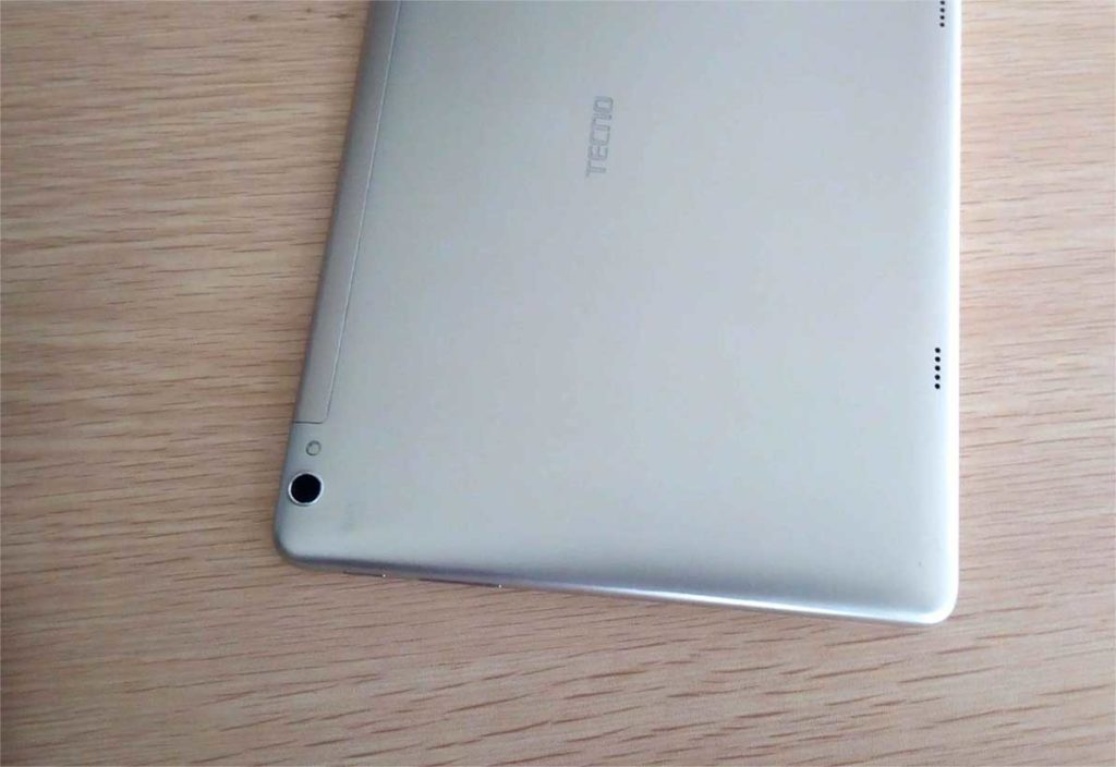 Leaked images of TECNO Droipad 10 Pro II - Android remix OS
