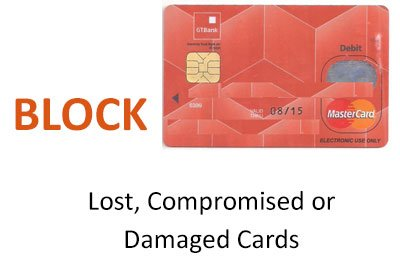 GTBank Debit Card