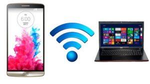 wireless file sharing