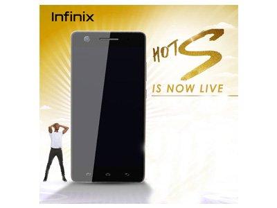 Infinix Hot S X521 price