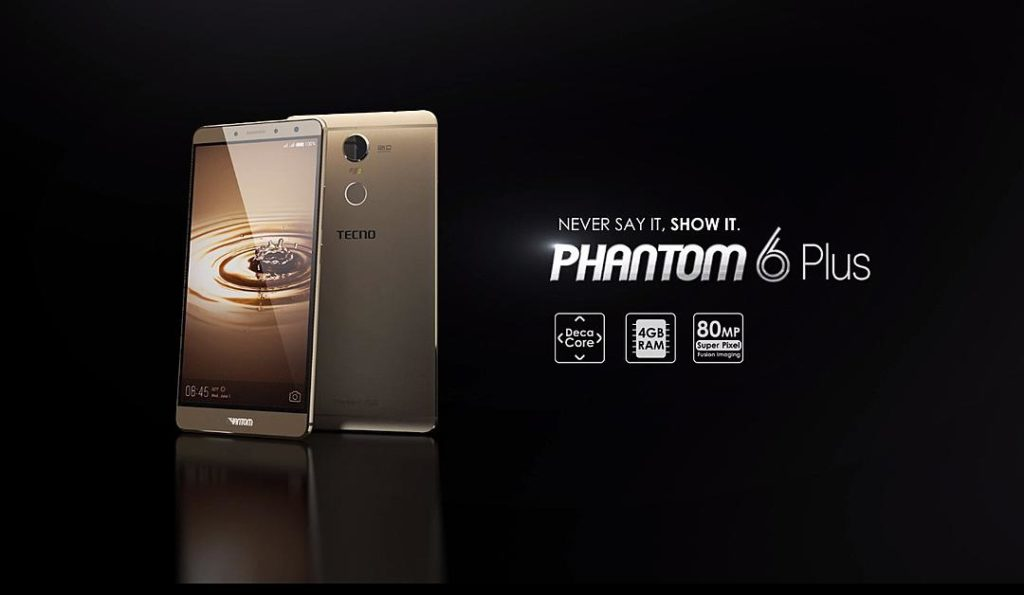 TECNO Phantom 6 and 6+