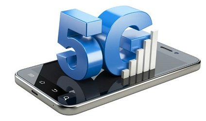 5G network on phone