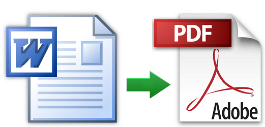 Quick step to convert word to pdf convert word to pdf stopboris Images