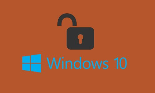 Remove Log-On-Password Windows 10
