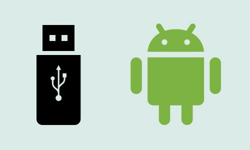 Connect Your USB Flash drive to Android Smartphone
