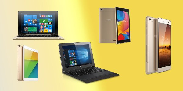 List of tecno tablets and prices