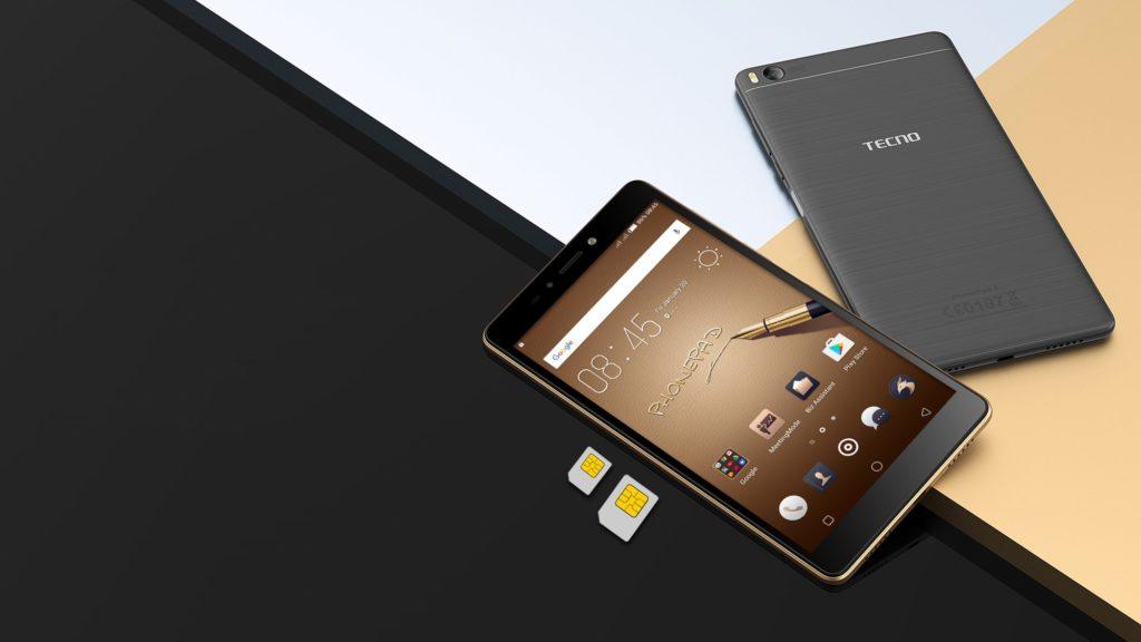 List of TECNO tablet
