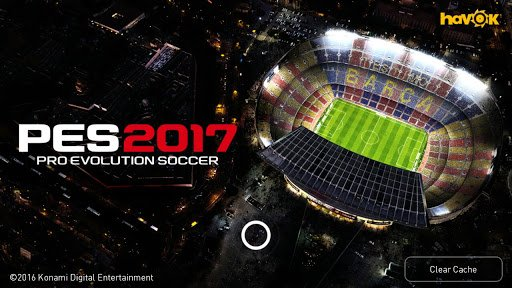 Download PES 2017 Mod Apk + Obb Data Full Version