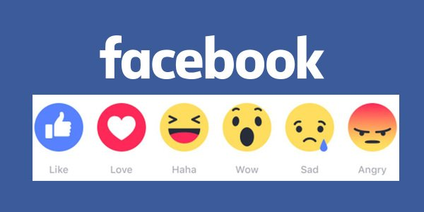 Facebook-reactions to posts - how to react to messages on messenger mentions