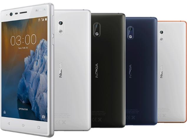 Nokia 3 price and specifications