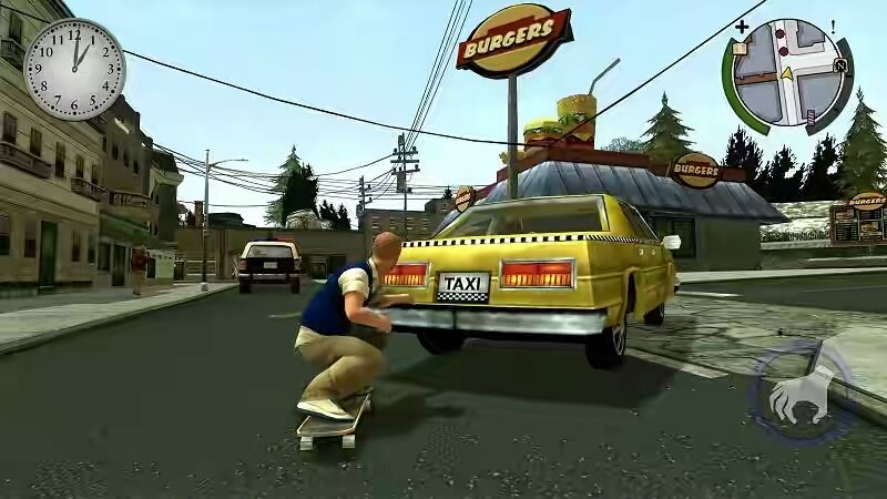 Bully Anniversary Edition APK Data + Obb Mod Unlimited Money