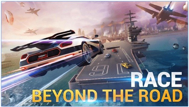 asphalt 8 airborne apk and obb unlimited money