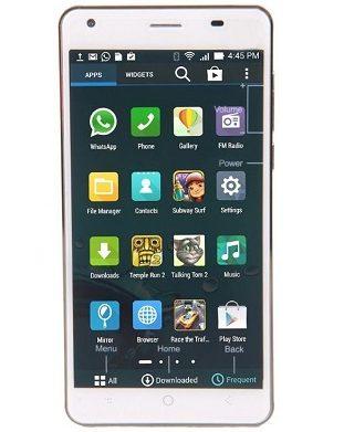Cheap Android phones in NIgeria J Unique W560