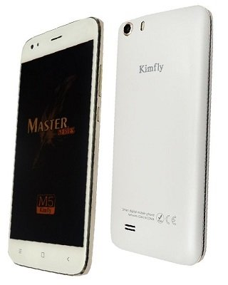 Cheap Android phones in NIgeria Kim Fly Master M5