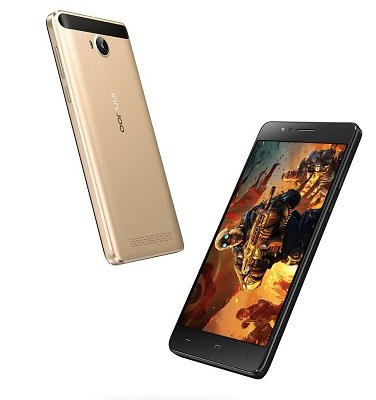 Cheap Android phones in Nigeria Innjoo Halo Plus