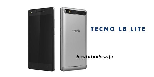 TECNO L8 lite specifications and price - cheap tecno phones in nigeria