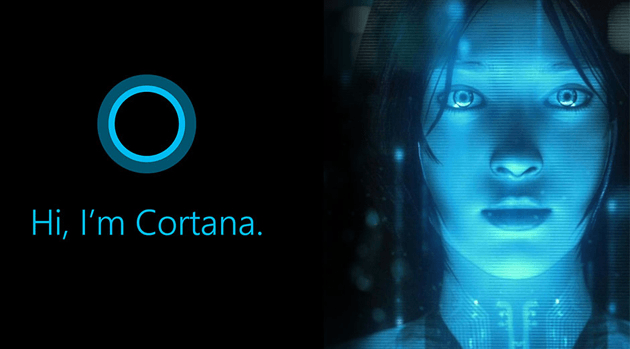 cortana on android lock screen