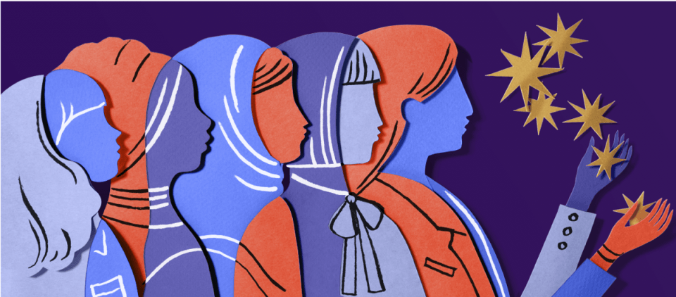 International Women's Day on Facebook