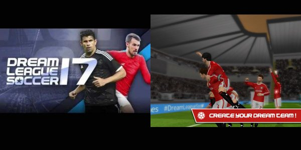 dream league soccer 2017 apk data unlimited money