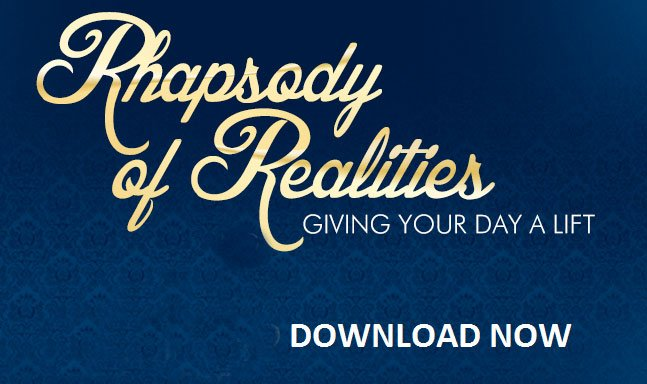 download rhapsody of realities pdf April 2019