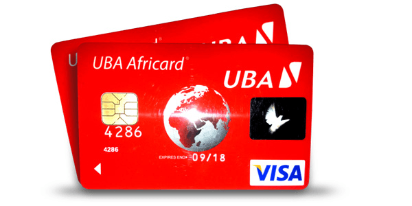UBA Africard activation and charges