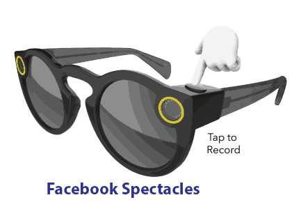 Facebook Spectacles