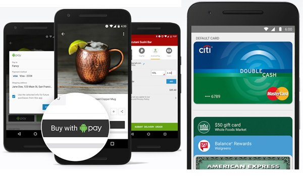 android pay review - android pay security - android pay compatible phones