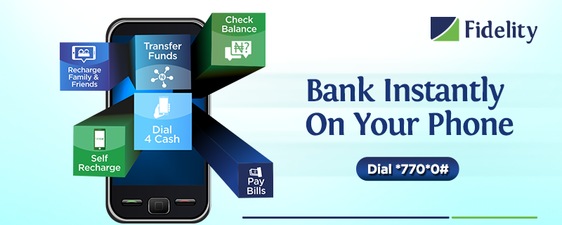 How to Transfer Money with *770# Fidelity Bank Mobile Transfer Code