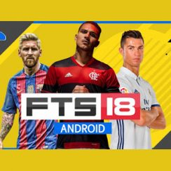 first touch soccer 2018 apk and data