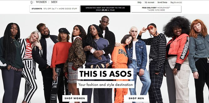 how to buy on asos from nigeria