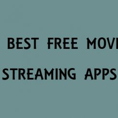 best free movie streaming apps