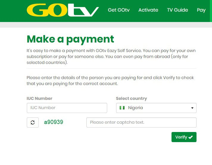 GOTV Subscription: How to Pay GoTV Online the Easiest Way