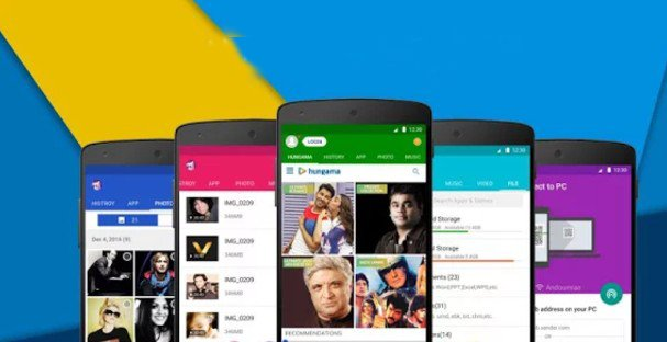 Xender App – The Best Android App for File Transfer