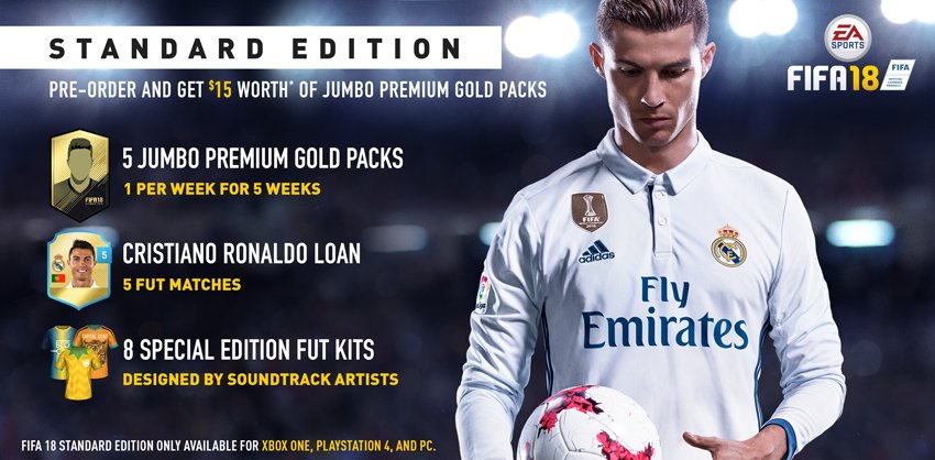 fifa 18 - where to buy fifa 18 in nigeria