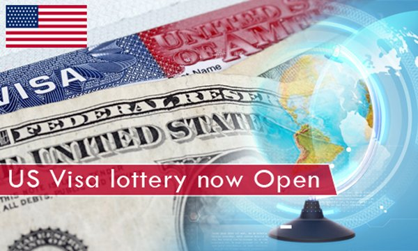 countries offering visa lottery