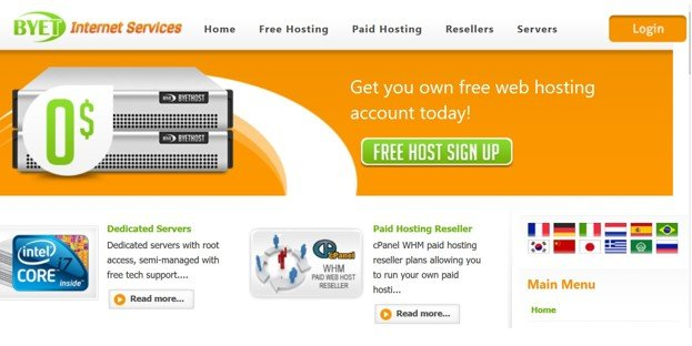 Top 5 Best Free Hosting Sites with Cpanel - HowToTechNaija