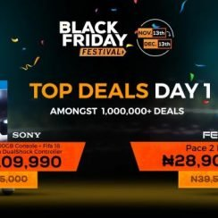 jumia black friday 2017 sales