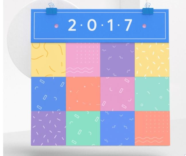 create facebook year in review 2017