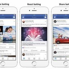 Facebook demotes engagement bait