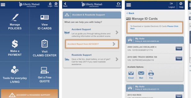 best insurance apps for android