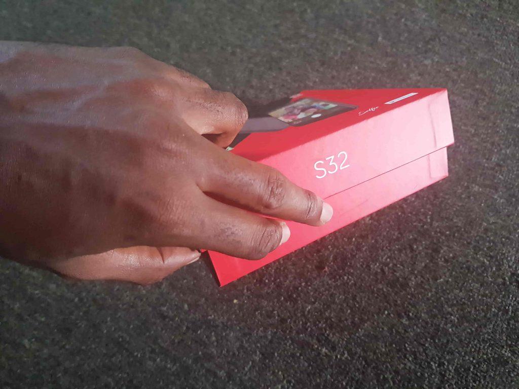 itel s32 unboxing