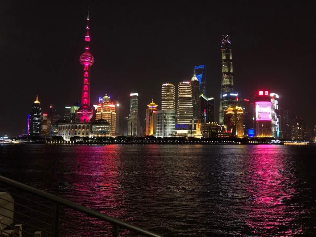 Shanghai Oriental Pearl TV Tower, TECNO Mobile